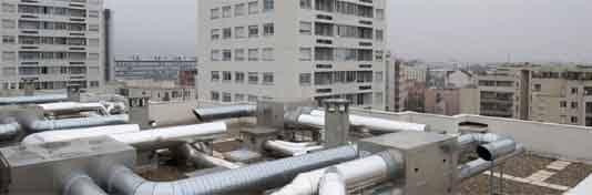 Entretien ventilation industrielle